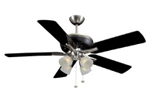 black Harbor Breeze ceiling fan